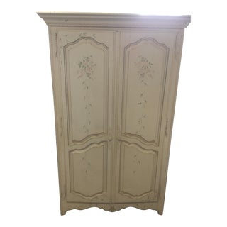 Ethan Allen French Provincial Armoire