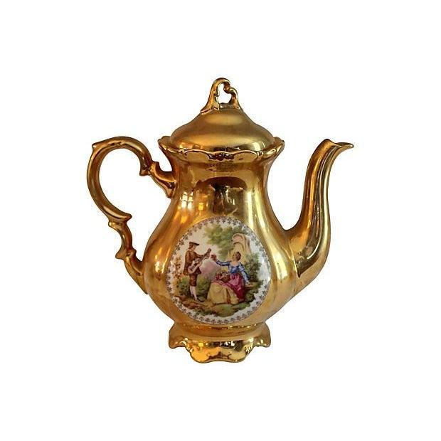 Bavarian 22kt Waldershof Tea Set - Image 5 of 6