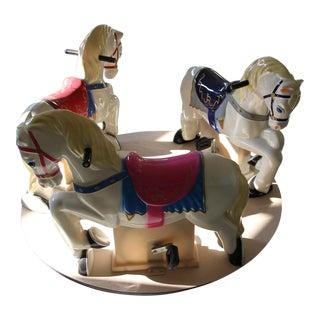 Carousel Figurine Toy
