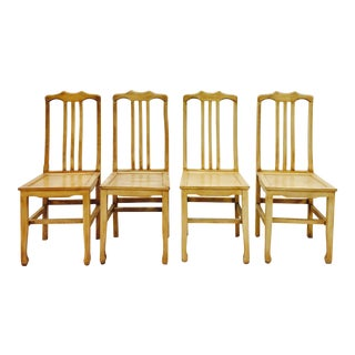 Ming Style Dining Chairs - Set of 4