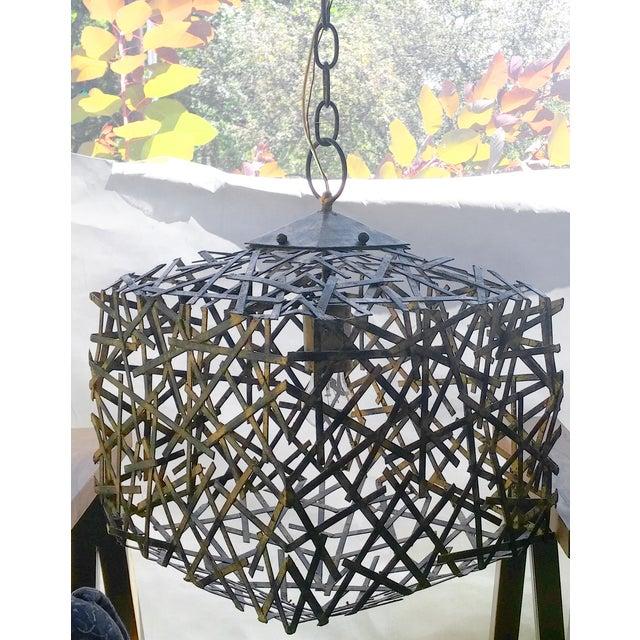 Confetti Cube Pendant Chandelier - Image 2 of 4
