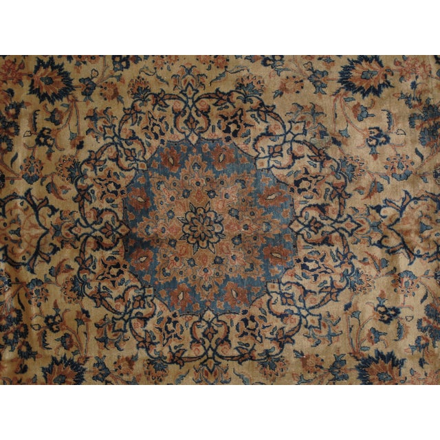 Image of Leon Banilivi Persian Mashad Carpet - 8′ × 10′10″