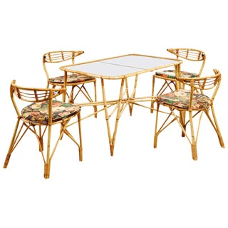 1940s Vintage Patio Dining Set