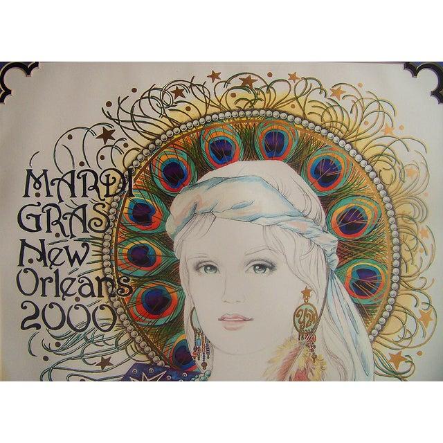 Mousie 'Mardi Gras Eyes' Poster - Image 4 of 6
