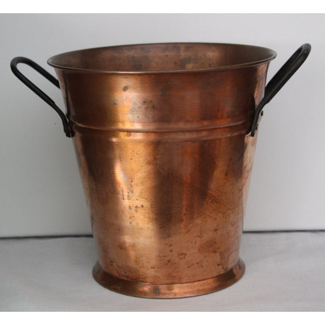 Turkish Copper Bucket - Image 2 of 4