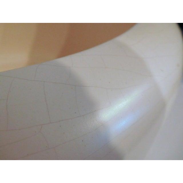 American California Pottery Modern Ceramic Planter - Image 4 of 10