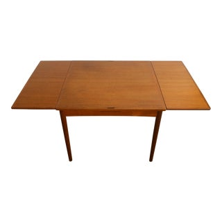 Poul Hundevad Danish Modern Teak Dining Table