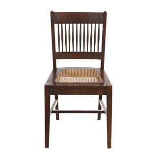 American Caned Side Chair