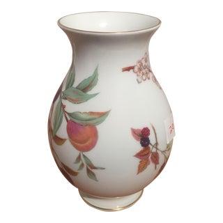 Royal Worchester Evesham Vase