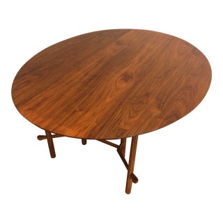 Heritage Henredon Drop Leaf Dining Table