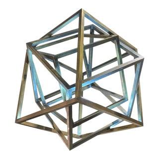 Cubic Suspension Pendant Chandelier