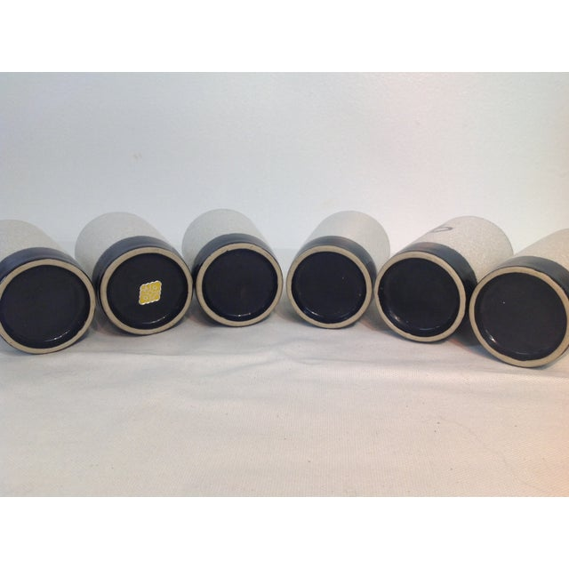 Image of Japanese Sake Cups OMC - Set of 6