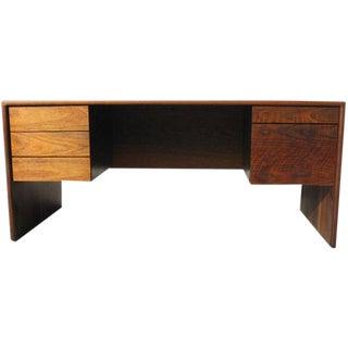 American Solid Board Sedua Executive Desk By Gerald McCabe