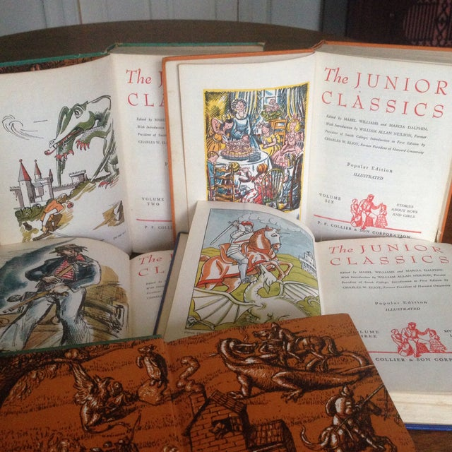 Mid-Century Children's Book Collection - Set of 5 - Image 4 of 11