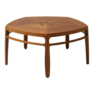 edward wormley Janus series coffee table for Dunbar