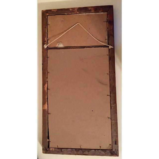 Antique Sheraton Federalist Style Mirror of Washington's Mount Vernon - Image 6 of 8