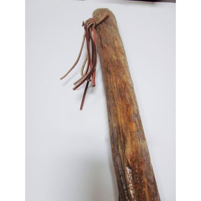 Image of Organic Saguaro Cactus Hiking Walking Stick