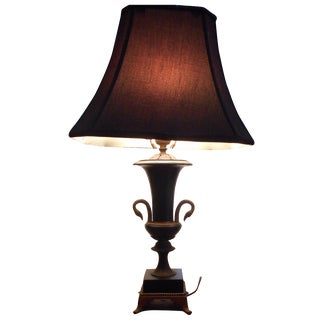 Vintage Neoclassical Table Lamp