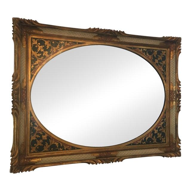 Vintage Ornate Mirror Chairish
