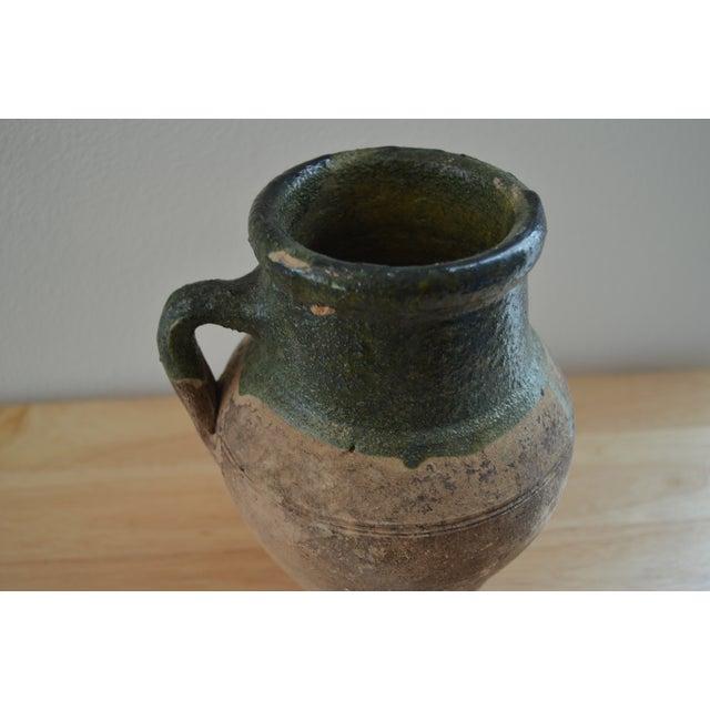 Greek Antique Koyroypa Pottery Vessel - Image 3 of 4