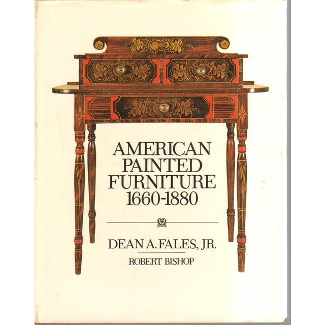 """American Painted Furniture: 1660-1880"" - Image 1 of 3"