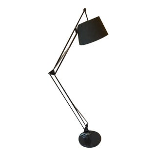 Cb2 Oversized Alpha Carbon Floor Lamp