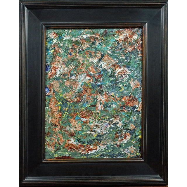 """""""# 15"""" Original Abstract Painting - Image 2 of 4"""
