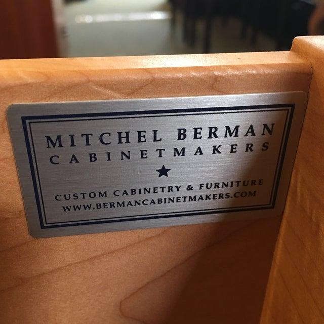 Image of Mitchell Bergman Custom Nightstands - A Pair