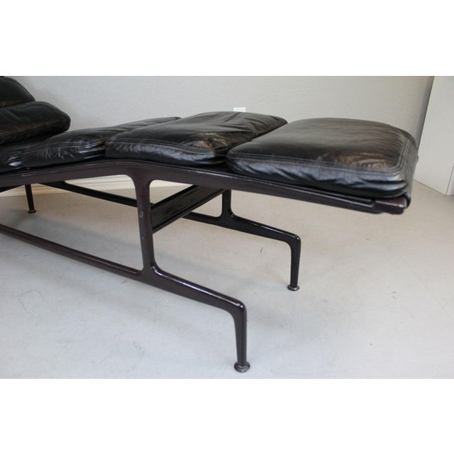 Billy wilder chaise lounge chair by charles eames chairish for Chaise charles eames ebay