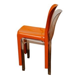 Vico Magistretti Selene Chairs - A Pair