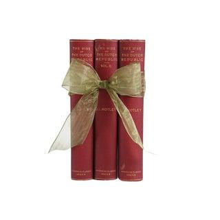 Vintage Book Gift Set: Dutch Republic - Set of 3