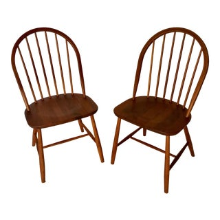 Tarm Stole Danish Teak Dining Chairs