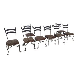 Pottery Barn Dining Chairs - Set of 8