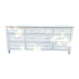 Kindel Shabby Chic White French Dresser