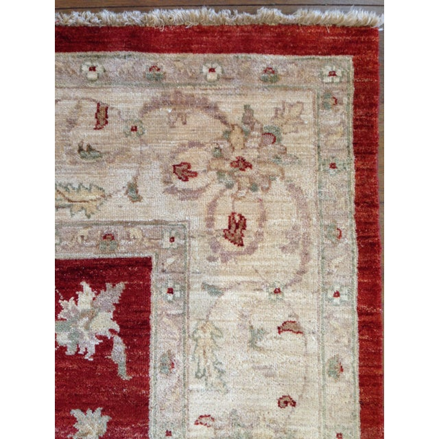 Hand-Knotted Oriental Wool Rug - 8'x10' - Image 7 of 8