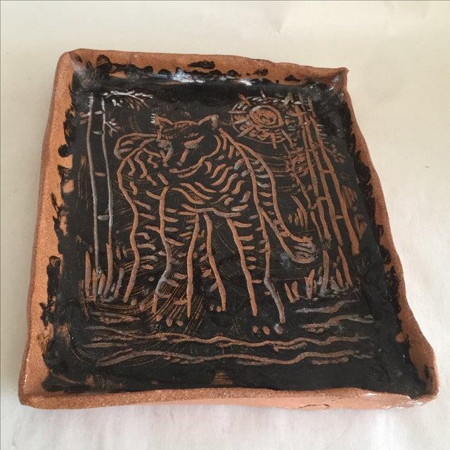 Primitive Studio Artisan Animal Tray Chairish