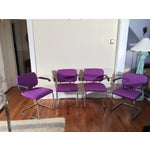 """Image of Four """"Cesca"""" Marcel Breuer Chairs for Stendig"""