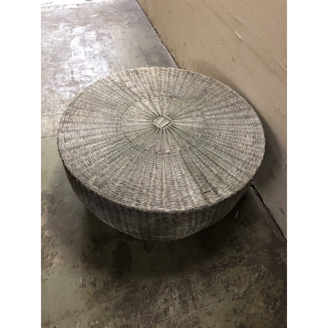 Selamat Designs Wire Coffee Table - Image 2 of 4