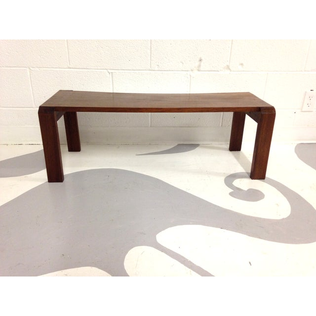 Mid-Century Coffee Table in Teak - Image 4 of 7