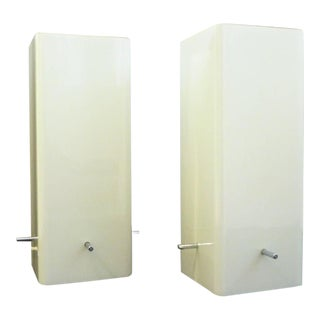 Pair of Paul Mayen Glass Sconces