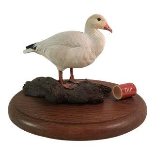 Vintage Ducks Unlimited Duck Statue