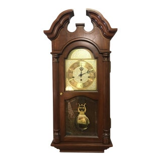 Sligh Wood Wall Clock
