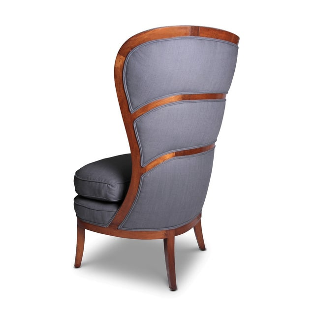Image of Vintage Fan Back Chair