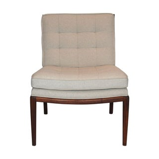 Robsjohn-Gibbins Style Slipper Chair