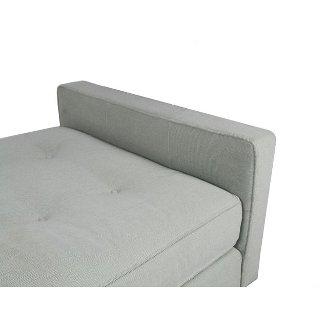 Modernist Transitional Tufted Daybed Mitchell Gold - Image 3 of 4