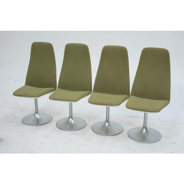Johanson Design Viggen Chairs - Set of 4 - Image 2 of 11
