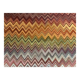 Missoni Zig Zag Fabric - 1 Yard
