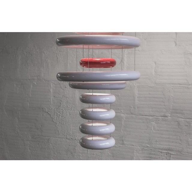 Verner Panton UFO Light - Image 3 of 4