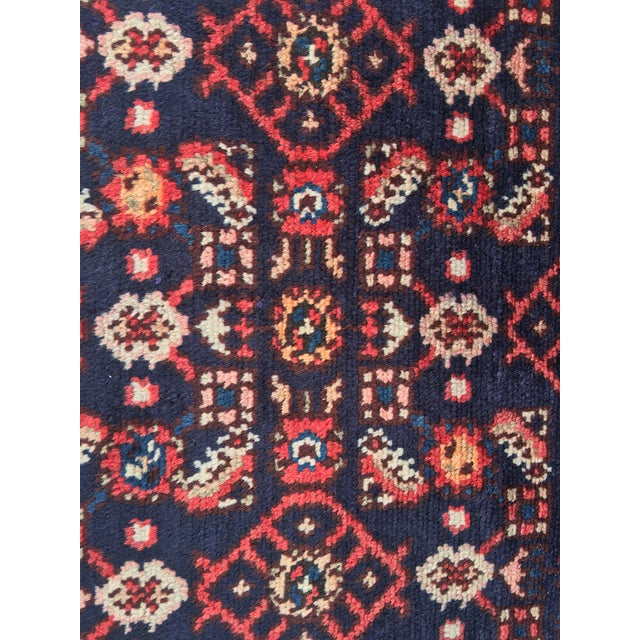 "Vintage Persian Malayer Runner - 2'4"" x 14'4"" - Image 4 of 10"