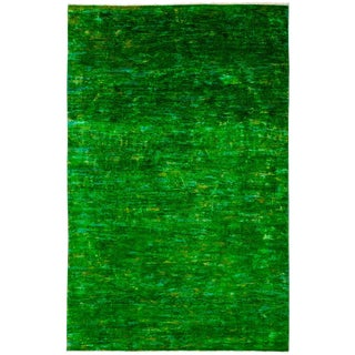 """Vibrance Hand Knotted Area Rug - 5'10"""" X 9'3"""""""